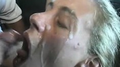 Homemade Blonde Amateur Facial And Fuck