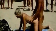 Doggystyle Fucking A Blonde Teen