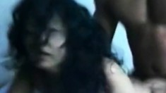 Asian Chick Roughed Up By Black Dude