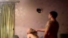 Real Wife Sharing Home Video