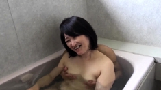 Small titiied asian hardcore